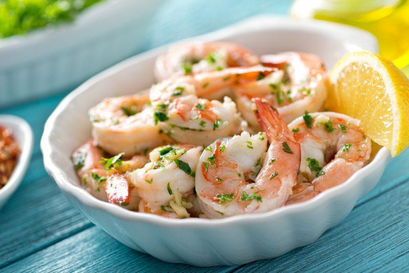 Garlic Herb Shrimp