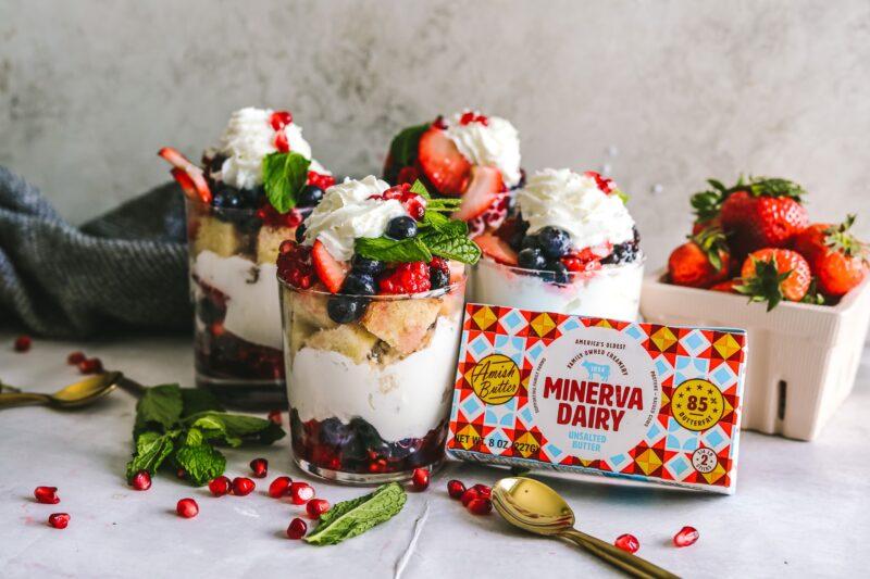Fruit Desserts for Summer